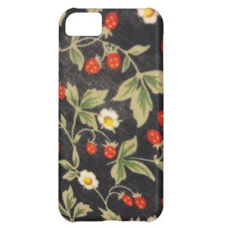 Wild Strawberries Case For iPhone 5C