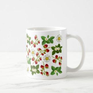 Wild Strawberries Mug
