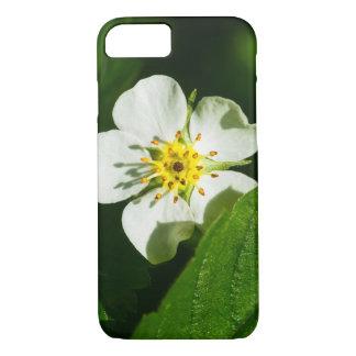 Wild Strawberry Flower iPhone 8/7 Case