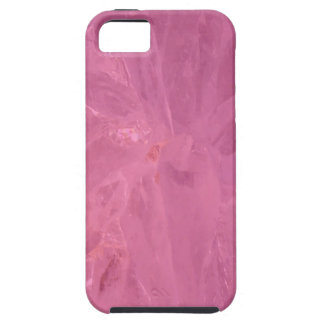 Wild Strawberry Pink Agate iPhone 5 Case