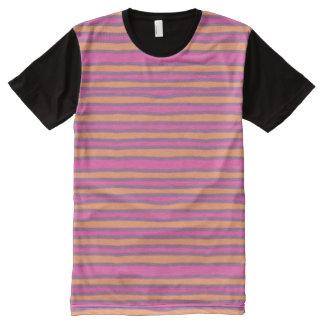Wild Stripes All-Over Print Shirt