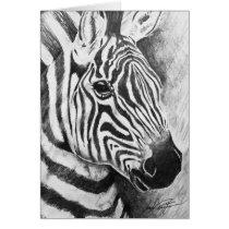 Wild Stripes Card