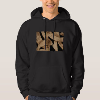 wild style in iron hoodie