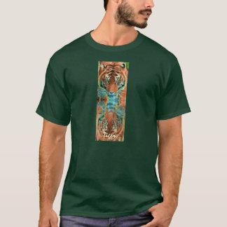 Wild Sumatran Tiger Big Cat Wildlife T-Shirt