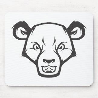 Wild Sun Bear Mouse Pad