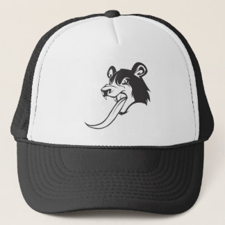Wild Sun Bear Trucker Hat