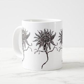 Wild Sunflower Jumbo Mug