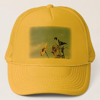Wild Sunflowers Trucker Hat