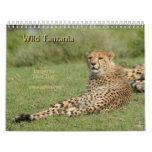 Wild Tanzania Calendar