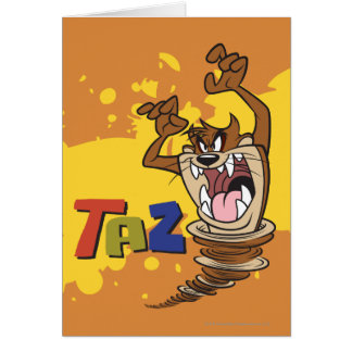 Wild TAZ™ Card