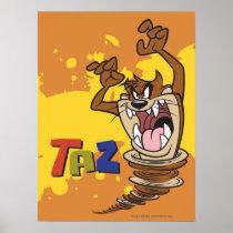 Wild TAZ™ Poster
