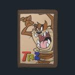 "Wild TAZ™ Tri-fold Wallet<br><div class=""desc"">Wild Taz</div>"