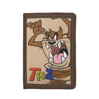 Wild TAZ™ Tri-fold Wallet