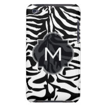 Wild Thing Animal stripes iPod Case-Mate Case
