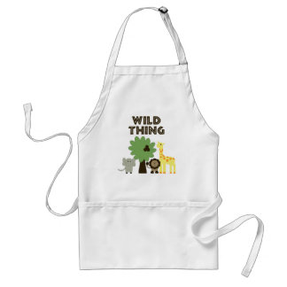 Wild Thing Aprons