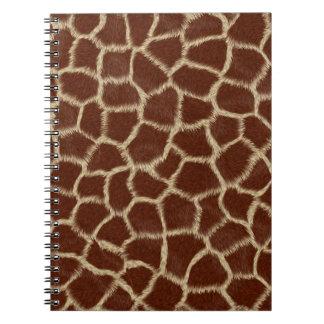 wild thing fun fur Notebook
