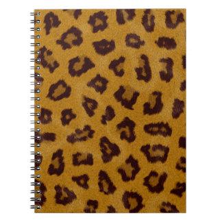 wild thing fun fur notebook! spiral notebook