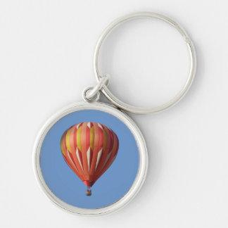 Wild Thing Hot Air Balloon Keychain