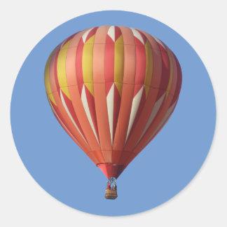 Wild Thing Hot Air Balloon Sticker