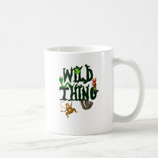 Wild Thing Classic White Coffee Mug
