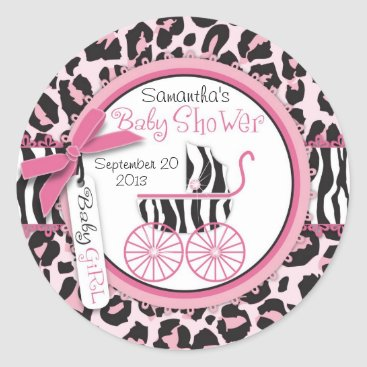 Toddler & Baby themed Wild Thing Sticker