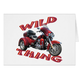 Wild Thing Trike Cards