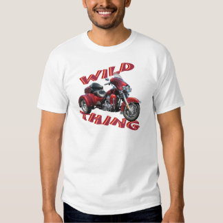Wild Thing Trike Tee Shirts
