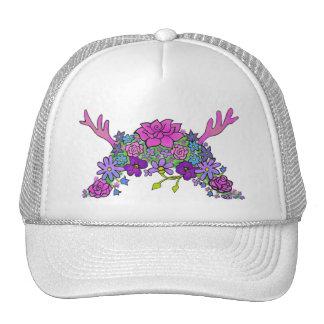 Wild Thing Wildflower Queen Trucker Hat