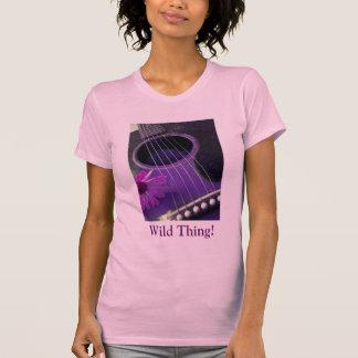 Wild Thing! Womens shirt