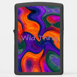Wild Thing Zippo Lighter