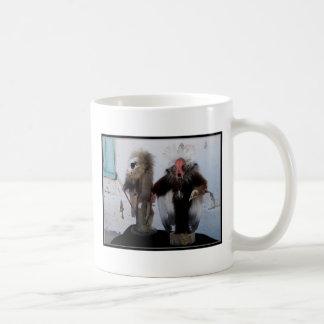 Wild Things Taxidermy Advertisement (Hi Nitro) Coffee Mug