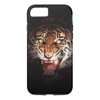 Wild Tiger Artwork iPhone 8/7 Case