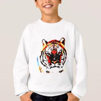 Wild Tiger Artwork Sweatshirt