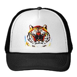 Wild Tiger Artwork Trucker Hat