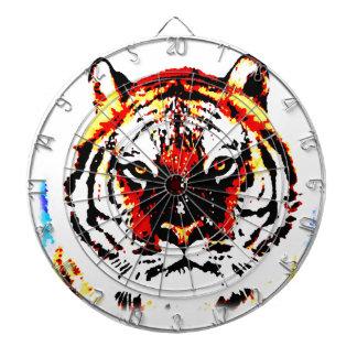 Wild Tiger Dartboard