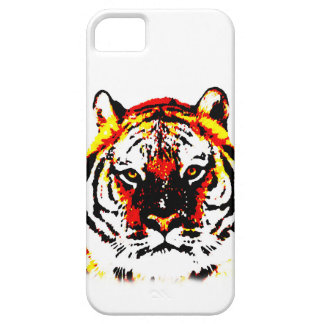 Wild Tiger Eyes iPhone SE/5/5s Case