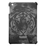 Wild Tiger Face iPad Mini Covers