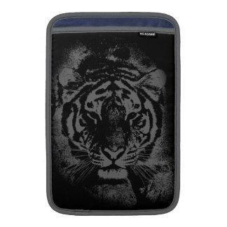 Wild Tiger Face MacBook Air Sleeve