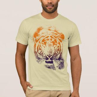 Wild Tiger Face T-Shirt