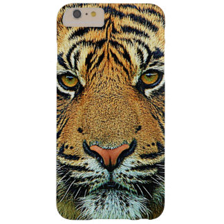 Wild Tiger Graphic Design Barely There iPhone 6 Plus Case