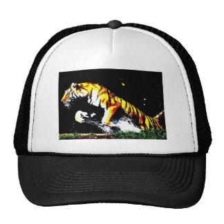 Wild Tiger Trucker Hat