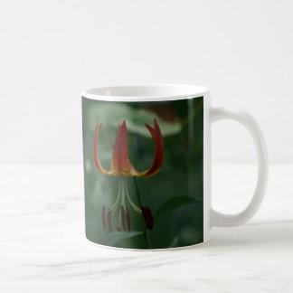 Wild Tiger Lily, Mug. Basic White Mug