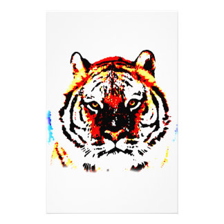 Wild Tiger Stationery