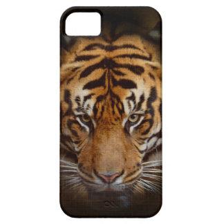 Wild Tiger Wildlife Fine Art Mobile iPhone Case iPhone 5 Case