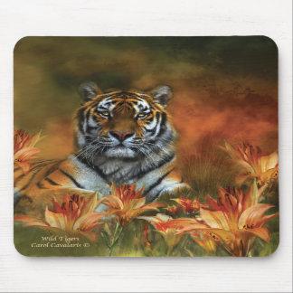 Wild Tigers Mousepad
