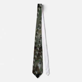 Wild Timber Wolf Howling Tie