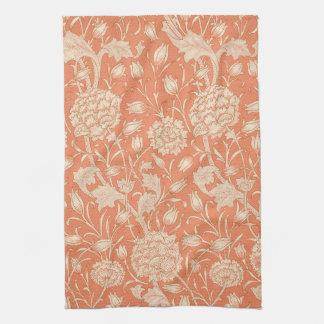 Wild Tulip by William Morris Hand Towel