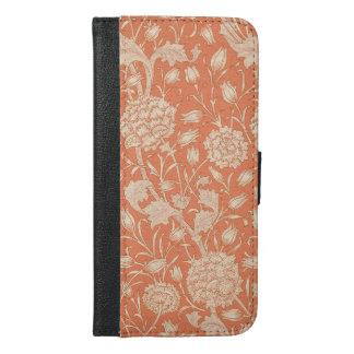 Wild Tulip by William Morris iPhone 6/6s Plus Wallet Case