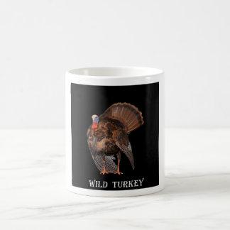 Wild Turkey (Alabama, Massachusetts, Oklahoma) Coffee Mug