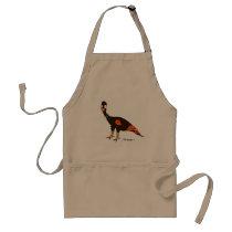 Wild Turkey Apron